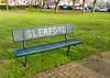 Sleaford (Keith Coldron) Tags: bench seat sleaford park