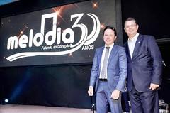 Fábio Silva 30 anos rádio Melodia