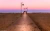 Verso il molo (SDB79) Tags: spiaggia mare sera tramonto viale molo luce calma vasto abruzzo