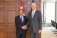 WIPO Director General Welcomes Nepal's Foreign Secretary (WIPO | OMPI) Tags: directorgeneral francisgurry nepal ompi wipo