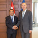 WIPO Director General Welcomes Nepal's Foreign Secretary