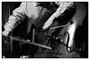 Derek Bailey - Three Presences - with Simon H. Fell/Alex Ward/Mark Wastell @ Cafe Oto, London, 2nd March 2018 (fabiolug) Tags: bass doublebass derekbailey threepresences simonhfell alexward markwastell improv improvisation avantgarde experimental cafeoto london dalston music gig performance concert live livemusic leicammonochrom mmonochrom monochrom leicamonochrom leica leicam rangefinder blackandwhite blackwhite bw monochrome biancoenero zeisscsonnartf1550mmzm zeisszm50mmf15csonnar zeisscsonnar zeisssonnar zeiss sonnar 50mm sonnar50mm 50mmf15