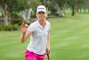 Sarah Schober of Austria during the final round (Ladies European Tour) Tags: schobersarahaut coffsharbour newsouthwales australia aus