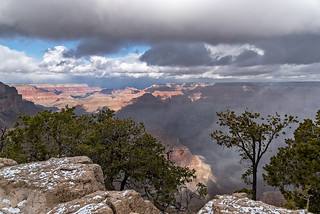 Grand Canyon Winter Weather