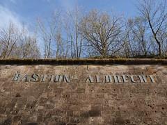 Bastion Albrecht (michaelmeiser) Tags: saarlouis festung fortress bastion vauban