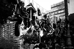 paro de mujeres (Las fotos y las palabras) Tags: 8m mujeres zapatos calle