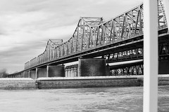 Cruise on the Mississippi (Dro-San) Tags: memphis river mississippi bridge riverboat riverboats boat