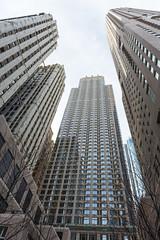 The Barclay Tower (MikePScott) Tags: barclaytower buildings builtenvironment camera featureslandmarks lens newyork newyorkcity nikon2470mmf28 nikond600 sky skyscraper trees usa unitedstatesofamerica