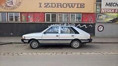 1983 FSO Polonez 1500 (Qropatwa) Tags: 1980 fso polonez 1500 szrociaki