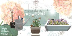 │T│L│C│ gift weekend March 9-11 (- TRUE & LAUTLOS CREATIONS -) Tags: tlc home collection animated animal store sl secondlife group gift spring mesh