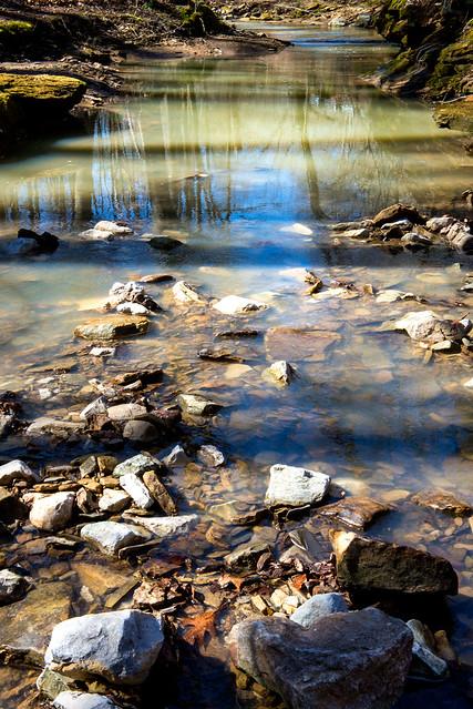 Hoosier National Forest - Potts Creek - Feb. 26, 2018