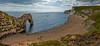 Durdle Door (cantdoworse) Tags: durdle door dorset beach cliffs sea chalk canon 60d landscape england jurassic coast