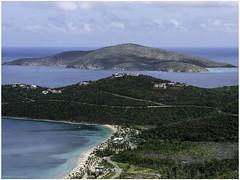 P2180474 (Luc V. de Zeeuw) Tags: air beach clouds island ocean sea stthomas sunny water charlotteamalie usvirginislands