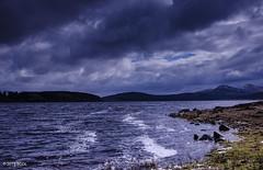 Incoming Rain!! (BGDL) Tags: lightroomcc nikond7000 bgdl landscape afsnikkor18105mm13 countryside rural ayrshire lochdoon waterwatereverywhere week9 saturdaytheme flickrlounge