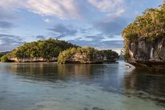 So quiet (pleymalex) Tags: kayak kayak4conservation beser bay raja ampat papua indonesia koh lanta