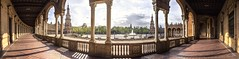 Plaza de España. Sevilla. Seville, Spain Avaliable in Getty Images Creative n.º: 867322138 (miangusapa) Tags: panorama panoramic spain spainsquare seville touristplace travel colour nopeople gettyimages getty miangusapa sonyrx1 daylight