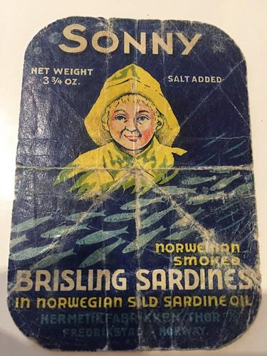 salting av sild