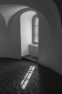 Denmark - Copenhagen - The Round Tower (Rundetaarn)