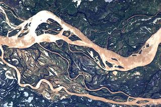 Rio Paraná, Argentina