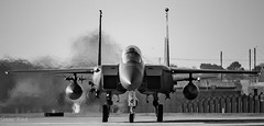 On point (Simon Rich Photography) Tags: f15 lakenheath fighter jet american airbase military aviation simonrich simonrichphotography mrmonts canon