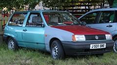 J531 SNE (Nivek.Old.Gold) Tags: 1992 volkswagen polo fox 3door 1043cc