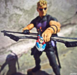 Hawkeye & Ant-Man