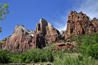 Court of the Patriarchs, Zion Natinal Park - Utah