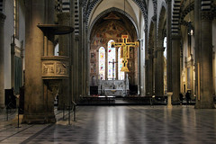 IMG_9234 (trevor.patt) Tags: santamarianovella florence it architecture basilica brunelleschi