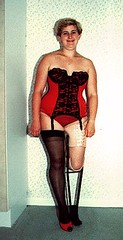 HAZEL18 SAK Amputee with Pylon Leg (jackcast2015) Tags: amputee amputeewoman crippledwoman disabledwoman pylonleg handicapped sak sakamputee