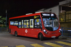 Go-Ahead London General SE79 SK17HHE (Will Swain) Tags: chingford 23rd december 2017 greater london capital city south east bus buses transport travel uk britain vehicle vehicles county country england english north goahead general se79 sk17hhe
