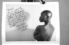 DSC_0435 Bald Black & Beautiful A Portrait of Three Woman Calender by Carol Tart Philadelphia B&W Michael you have supported me from day one. Your energy was greatly needed. Whatever I can do for you I will.  You are a good friend. Thanks for making BBB o (photographer695) Tags: bald black beautiful a portrait three woman calender by carol tart philadelphia bw jan 1 1994 michael you have supported me from day one your energy was greatly needed whatever i can do for will good friend thanks making bbb dearest moments life peace love d dec 5th 1993