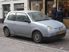 2001 Volkswagen Lupo 3L (harry_nl) Tags: netherlands nederland 2018 utrecht volkswagen lupo 3l tdi 78grtd sidecode6