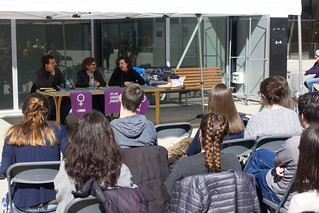 Dia Internacional de les Dones 2018 a la Universitat Pompeu Fabra