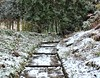 Lead the way, to the weekend!!!😀 (LeanneHall3 :-)) Tags: steps snow path rockgarden eastpark hull kingstonuponhull winter canon 1300d