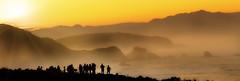 Acantilados de Loiba (Juan Figueirido) Tags: loiba acantiladosdeloiba bancodeloiba ortegal caboortegal ortigueira ríadeortigueira galicia miradordecoitelo acoruña turismogalicia sunset puestadesol sea misty foggy niebla