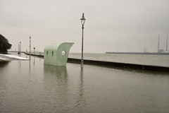 Storm Emma II (annemcgr) Tags: stormemma storm blizzard flooding clontarf dublin seafront promenade water sea