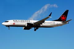 C-FSDQ (Air Canada) (Steelhead 2010) Tags: aircanada boeing b737 b737max8 yyz creg cfsdq