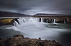 Goðafoss (Russell Eck) Tags: godafoss waterfall iceland nature landscape water river russell eck long exposure neutral density filter polarizer