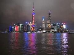 Lights of Pudong (D-Stanley) Tags: pudong shanghai china huangpuriver