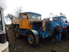 Q139 JCP McKibbin Brothers Cullybackey County Antrim (Jonny1312) Tags: lorry truck scammell scammellexplorer scammellcrusader recoverytruck killyless scrap rust cullybackey ballymena