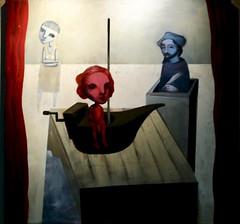 """Barca do Inferno I"" (2013) - Evelina Oliveira (pedrosimoes7) Tags: evelinaoliveira avantexixbiennal2015 quintadaatalaia amora seixal portugal ✩ecoledesbeauxarts✩"