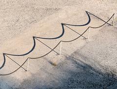 chain waves (marianna_a.) Tags: fence chain lines curves shadow light hff p1230042 mariannaarmata