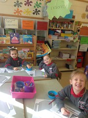 Mrs Flood's Class having fun with Doctor Theme- week 8th March 2018