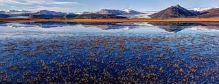 Reflejos en Islandia