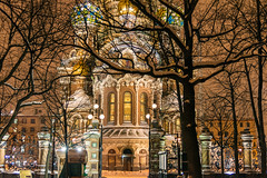 Savior on Blood (Tony_Brasier) Tags: icecold outdoors snow nikond7200 1750mm sigma trees church lovely location lights loving love fantastic russia saintpetersburg peacefull photos walking umbrella