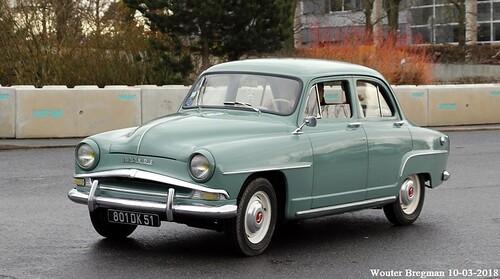 Simca Aronde Élysée 1956