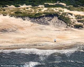 Blue Umbrella, Cape Hatteras National Seashore