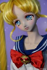 ✩ ・。✧。Usagi Tsukino 。✧。 ・ ✩ (Nyx ☆) Tags: sailor moon usagi tsukino bunny dollfie dream ddh03 anime manga otaku bjd ball jointed doll