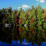 Second Pond at Saranac Lake thumbnail