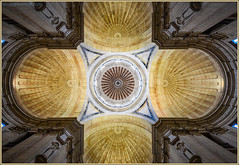 Panteón Nacional. (Totugj) Tags: nikon d5100 sigma 816mm granangular cúpula cupola panteon nacional lisboa portugal europa europe